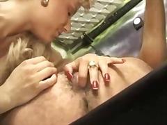 Analsex Fransk Blond