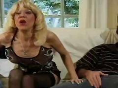 Тройка Блондинки Яко ебане Възрастни Мъж-мъж-жена