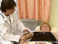 Tlusťošky Blondýnky Felace Páry U Doktora