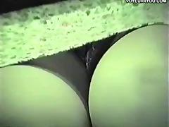 Kaamera Ees Fetiš Karvane Peidus Jaapani