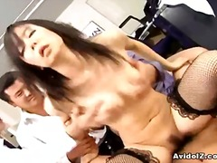 აზიელი შავგრემანი სექსაობა