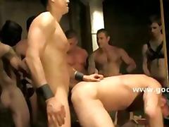 סאדו מוזר שעבוד פטיש הומואים