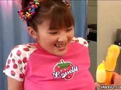 Amaterji Azijci Fafanje Rjavolaska Japonka