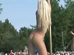 Аматьори Блондинки Голям Бюст