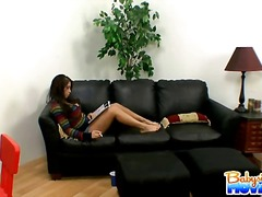 Amateurs Baby-Sitters Pipes Brunettes Éjaculations
