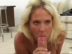 We were hungry for a hot milf who would show us her motherly ways and feed us some of her sideways sloppy joe. bridgette was just the milf-slut to do it. we couldn't b...