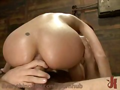 3Some Anale Culo Chiappe Fetish