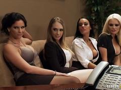 Лезбејки Милф Канцеларија Порно Ѕвезда Реално