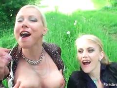 Pušenje Cumshot Hardcore Pissing Seks U Troje