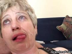 ბებია მოწიფული