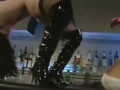 Чевли Дилдо Штикли Напалено