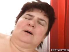 Stor Vakker Kvinne Avsugning, Suge Brunette Hårete Hardporno
