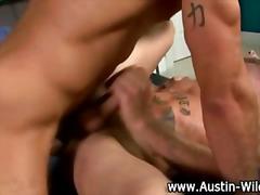 Hot gay pornstar pounds