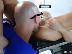 Dirty masseur  audrey bitoni