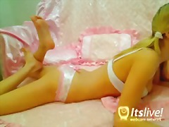 Blondid Teismeline Webcam
