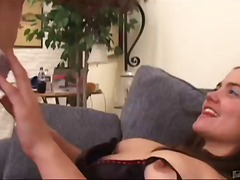 Brunett Par Hårdporr Lesbisk Piercing