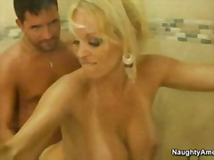 My friends hot mom-charlee chase