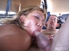 Ava devine pornstar banged in bus