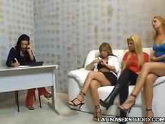 Nena Ménage À Trois Latina Tetas Grandes