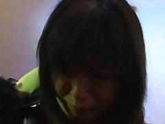 აზიელი გოგონა იაპონელი