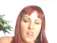 Seks analny Na twarz Rudzielcy