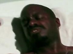 Svart Etnisk Homo Kjekking Male
