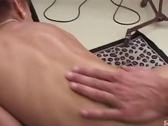 Kulit Hitam Sepong Hardcore Seks Antar Ras Oral