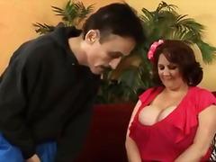 Hermosa Mujer Grande (Bbw) Mamadas Sexo Duro Mqmf Pelirrojas