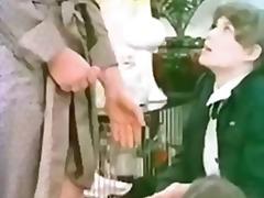 Fellatio Retro Nastolatki Staroświecki
