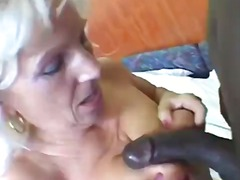 Blondid Suhuvõtmine Seemnepurse Vanaema Hardcore