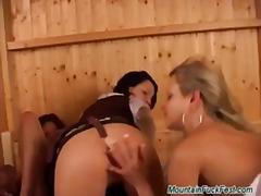 Blondid Dildo Saksa Lesbi Masinad