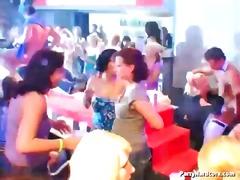 פטמות מסיבה רוקדות מציצות