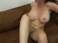 Mommy's creampie pussy