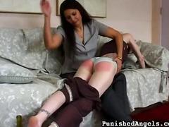 Fetish Hård Sex Spanking