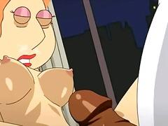 Thổi Kèn Hoạt Hình Cartoon Bằng Miệng Chơi Ba Vagina