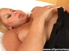 Horny blonde milf wanting to fuck younger guy