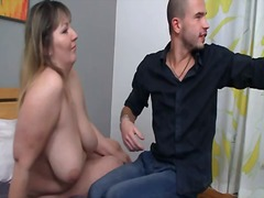 Bbw honey is picked up and bawdy cleft fucked