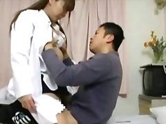 אסיאתיות רופא יפניות מדים יפניות