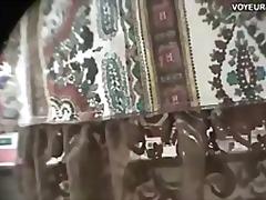 ვიდეო კამერა ფეტიში დამალული