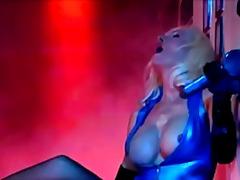 Blondid Suhuvõtmine Lateks Milf Pornostaar