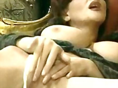 French mature aunty fucking with young guy