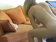 Wife's orgasms caught on hidden cam