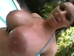 Blowjob Hausfrau Reif Nippel Oral