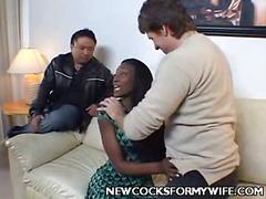 თეთრი ცოლი ყლე მამაკაცი
