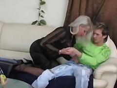 Farmor Mogen Milf Rysk