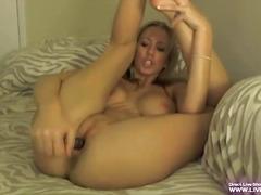 Dildo Masturbeerimine Orgasm Pornostaar Raseeritud