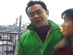 Aasia Suhuvõtmine Karvane Jaapani Tõeline