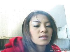 Asien Blowjob Arbeit Teen Girl