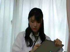 אסיאתיות מציצות רופא יפניות מדים