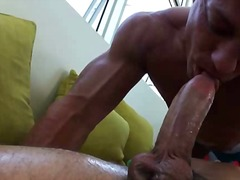 Massagecocks asshole lick massage